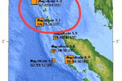 Pasca Tsunami 2004, Dasar Laut Andaman Menyimpan Potensi Bencana Selanjutnya