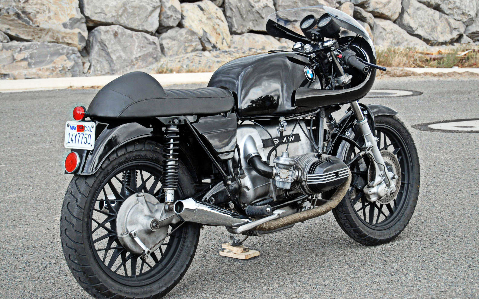 Bmw R Series Rocketgarage Cafe Racer Magazine