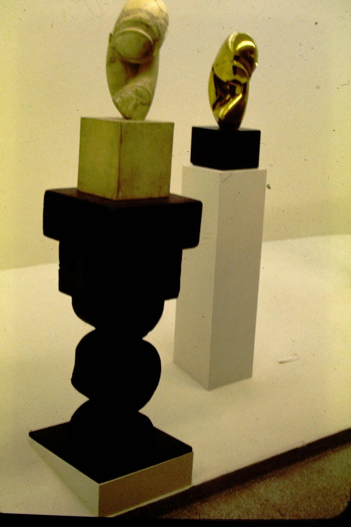 Sculpture February 1970