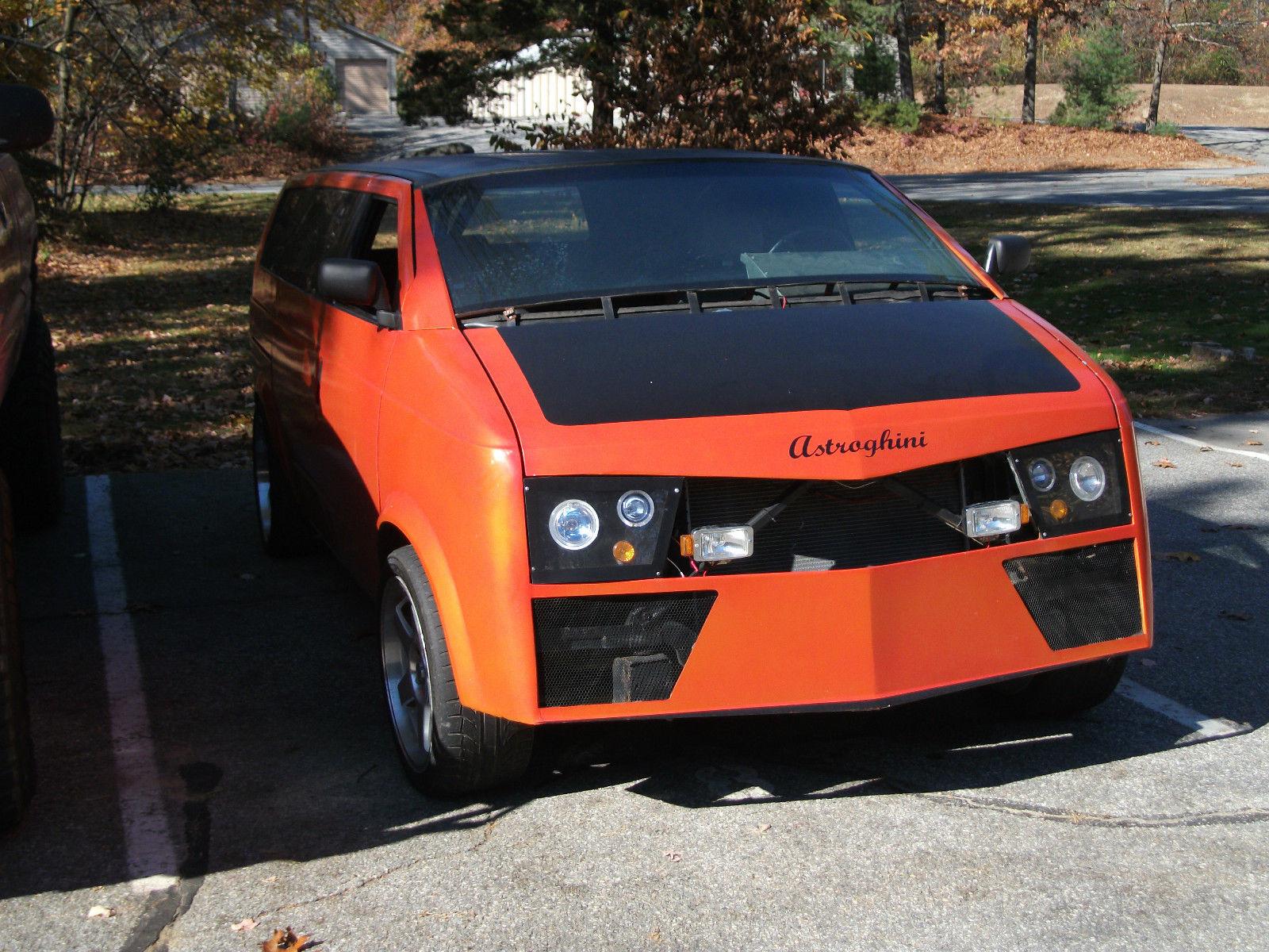 Image Gallery Lamborghini Van