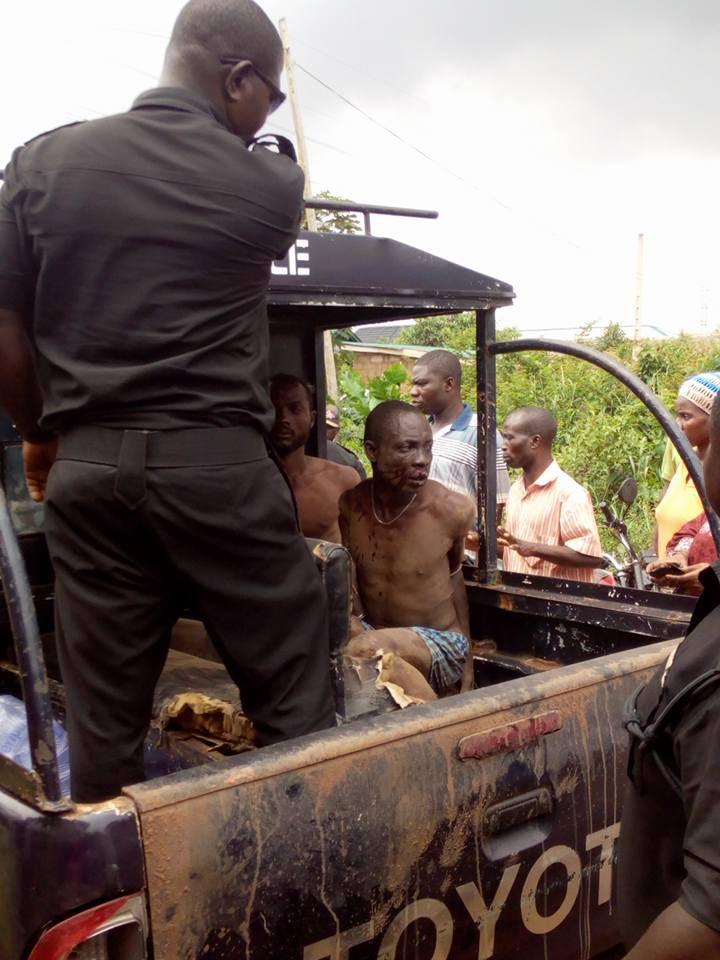 Mob nabs robbers at Ikorodu, Lagos State