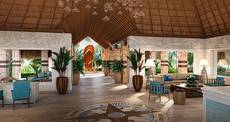 Margaritaville is giving away a trip to the new Island Reserve Riviera Cancun resort that includes $1,000 airfare credit, 4 night stay at the resort and more!