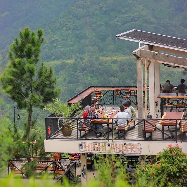 Highlanders Resort & Cafe Bogor - Review Menu, Fasilitas Lengkap & Lokasi