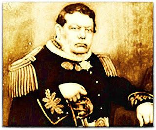 General David Canabarro (1796-1867) - Presidente da República Juliana (1839)