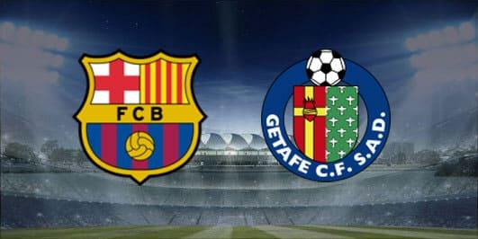 مشاهدة مباراة برشلونة وخيتافي بث مباشر اليوم الدوري الاسباني