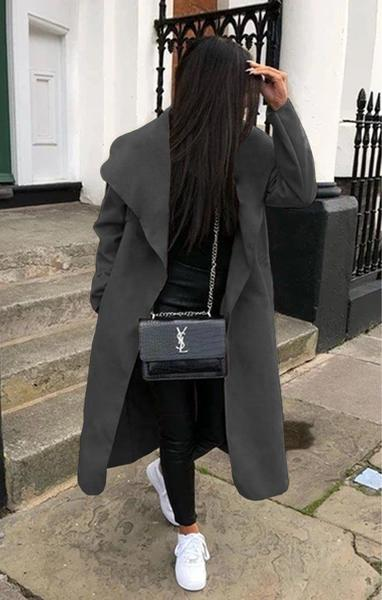 https://femmeluxefinery.co.uk/products/charcoal-waterfall-duster-belted-long-coat