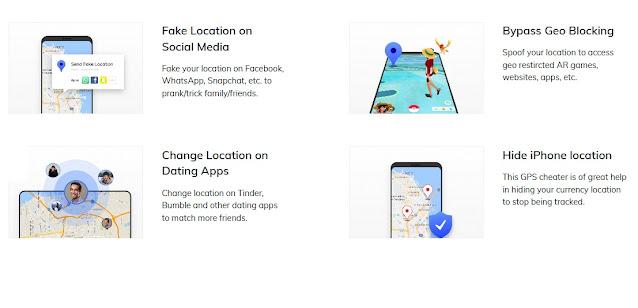 تنزيل برنامج تغيير ip وفتح المواقع المحجوبة UltFone للايفون مجانا