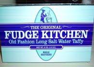 The Original Fudge Kitchen in Wildwood New Jersey