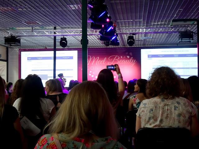 rozpoczęcie konferencji meeet beauty