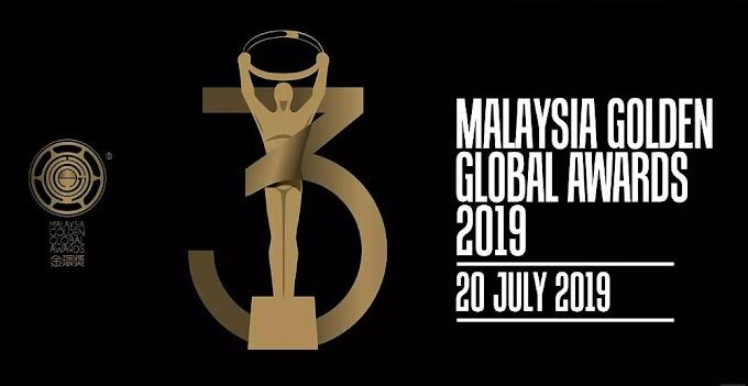 Senarai Calon Malaysia Golden Global Awards 2019