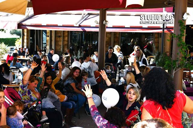 Με συμμετοχή ο 9ος Πανελλαδικός Ταυτόχρονος Δημόσιος Θηλασμός και στο Άργος (βίντεο)
