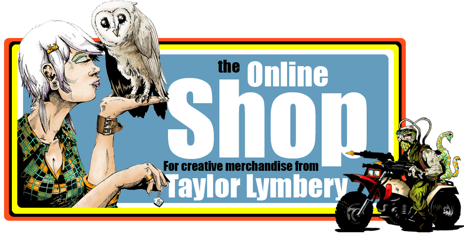The Online shop for Taylor Lymbery