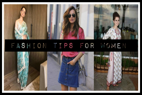 Latest Fashion Tips For Women