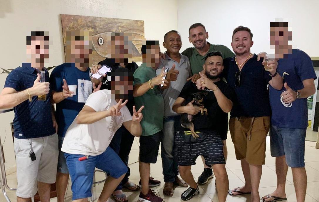 Leia o depoimento de Apolinário à polícia sobre o tiro que levou de Sandro Carvalho