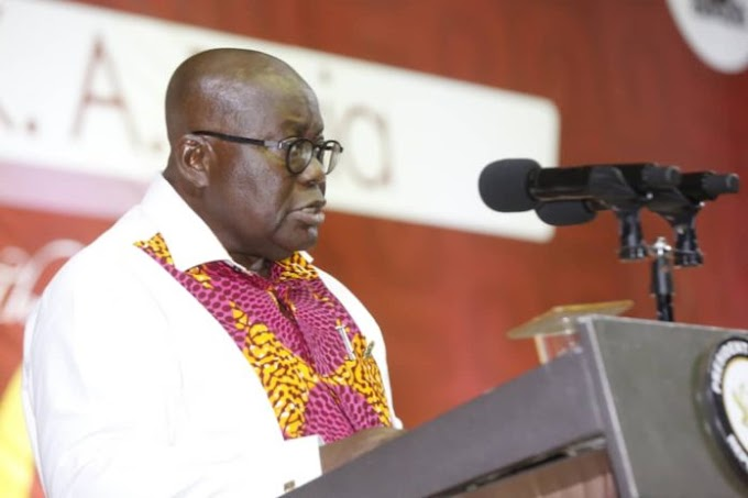 President Akufo-Addo Declares Monday, 7th Decemebr As A Public Holiday