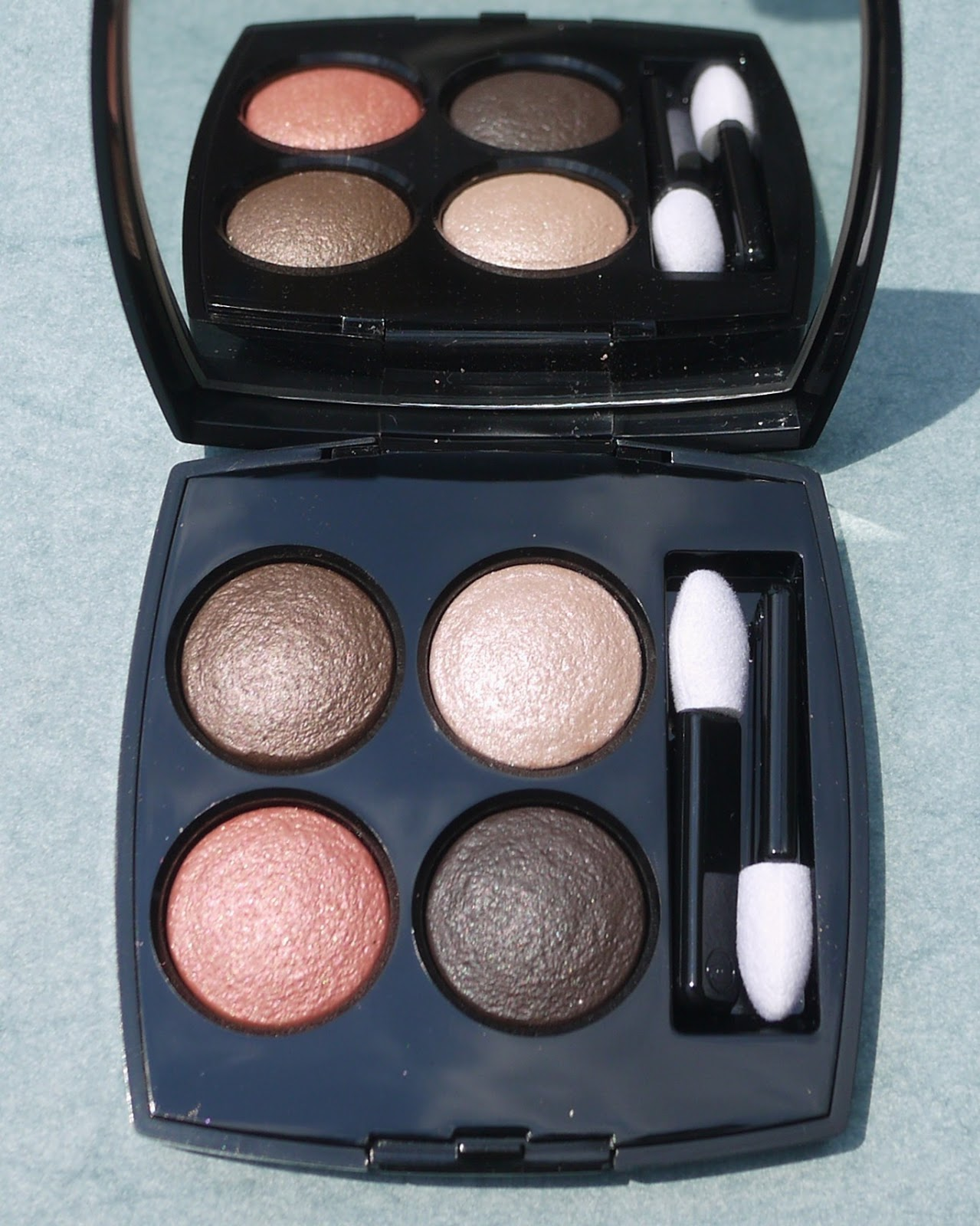 2e638c09d0 Best Things in Beauty: Chanel Les 4 Ombres Multi-Effect Quadra ...