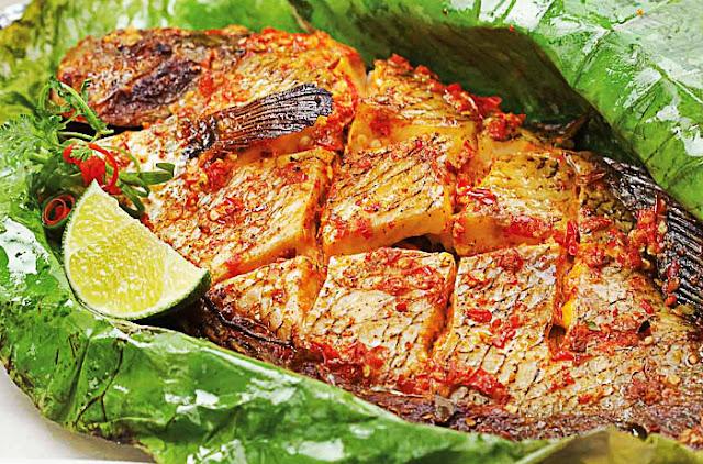 Cách nướng cá ngon  nhất