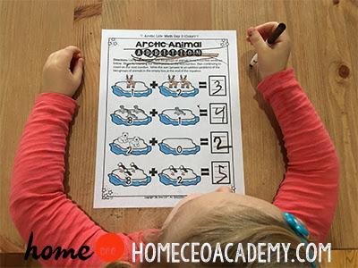 https://www.teacherspayteachers.com/Product/Arctic-Life-Week-19-Age-4-Preschool-Homeschool-Curriculum-by-Home-CEO-2530541