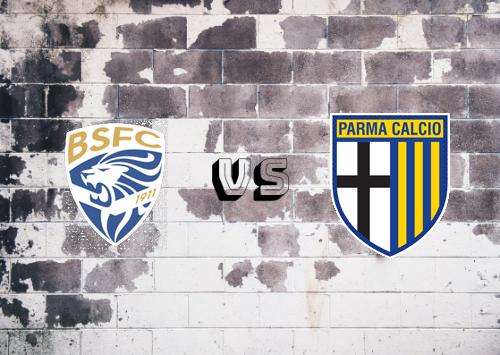 Brescia vs Parma  Resumen