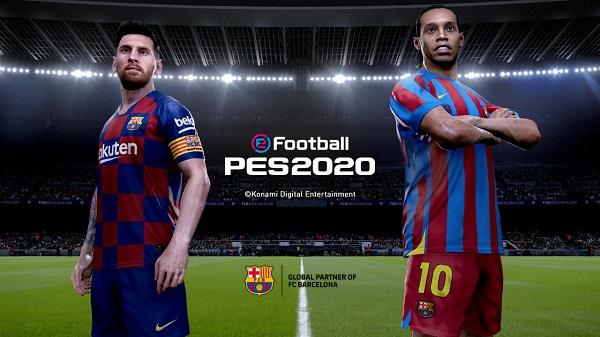 الإعلان رسميا عن لعبة eFootball PES 2020 وهذه أهم المميزات الجديدة