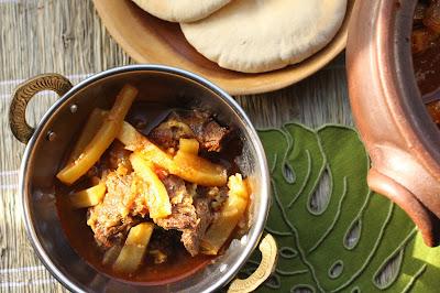 curry de goa recette boeuf