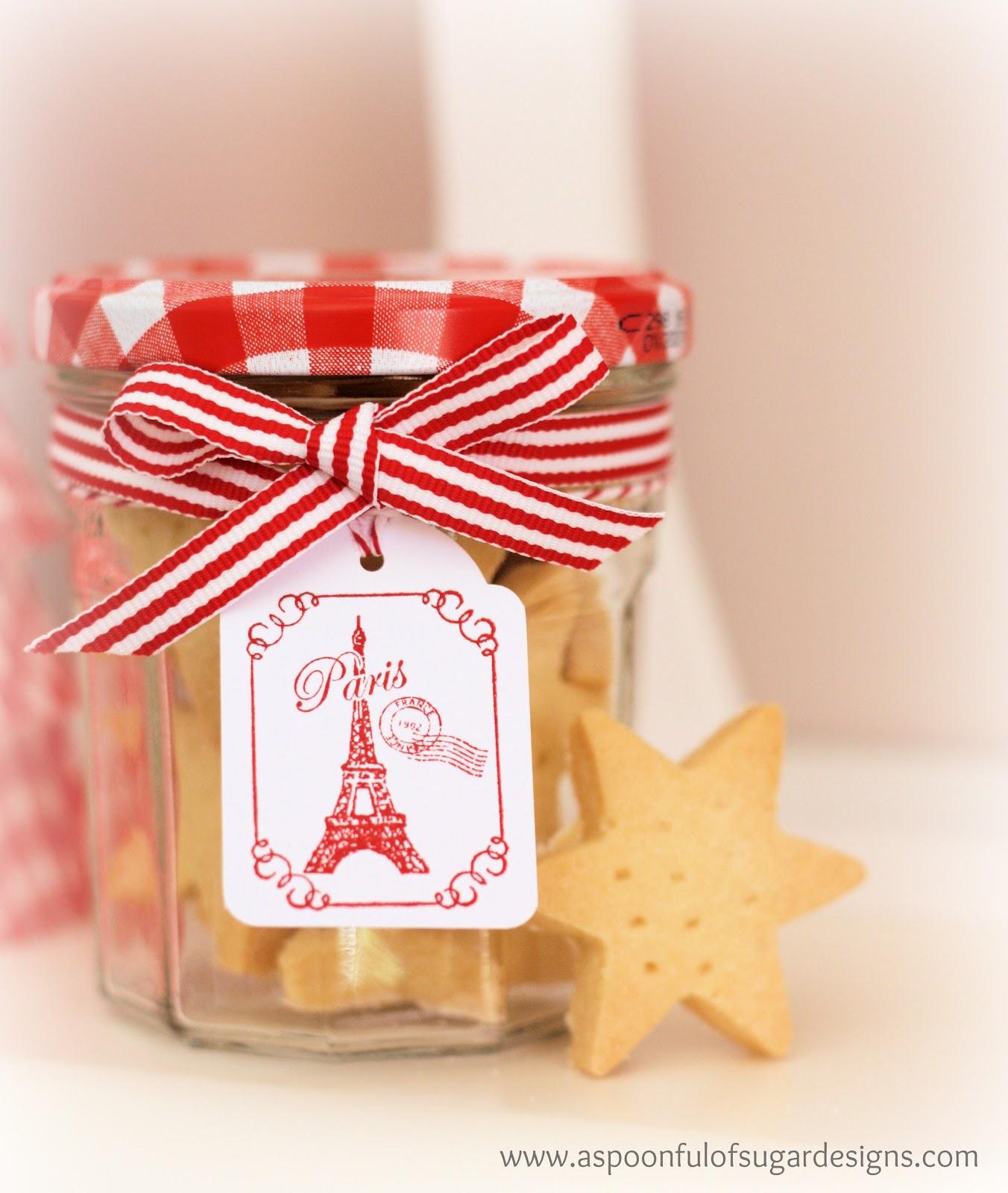 Shortbread Stars A Spoonful Of Sugar