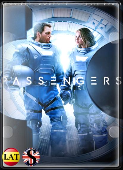 Pasajeros (2016) HD 720P LATINO/INGLES
