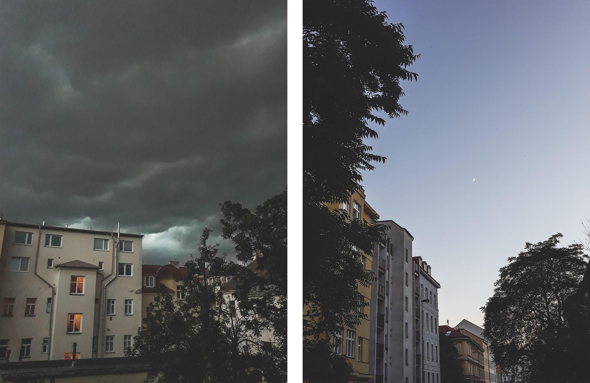 Moody time - Ohlédnutí za červencem a srpnem 2021