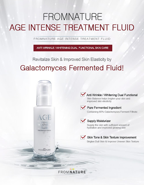 Fromnature Age Intense Treatment Fluid