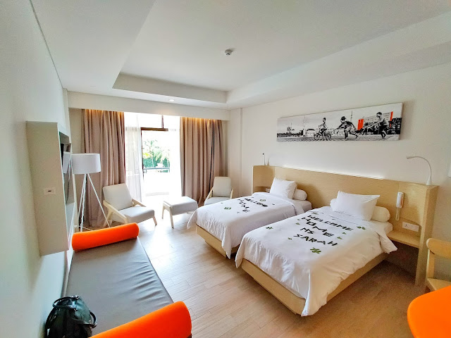 Kamar Harris Resort Waterfront Marina Batam