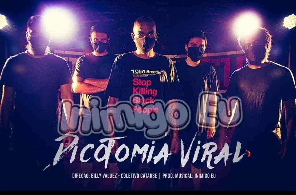 A banda Inimigo Eu lança o single Dicotomia Viral