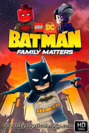 Lego DC Batman: Family Matters [1080p] [Latino-Ingles] [MEGA]
