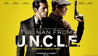 Film The Man From U.N.C.L.E 2015