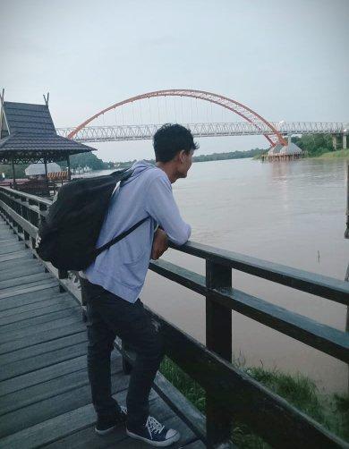 Wisata Jembatan Kahayan