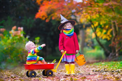 Visit a local Trunk or Treat for more Family Fun on Halloween