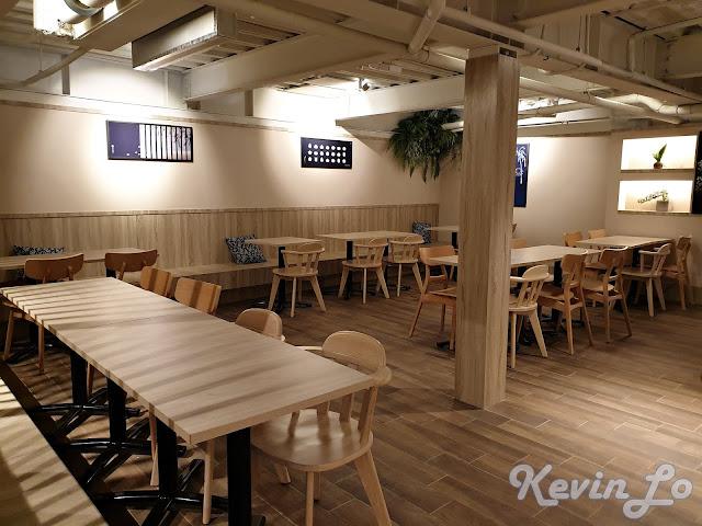 東旅湯宿溫泉飯店-風華漾館餐廳裝潢