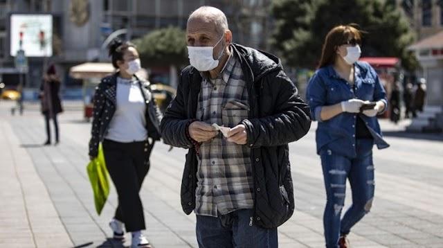 Törökországban némileg tovább mérséklődött a fertőződés üteme