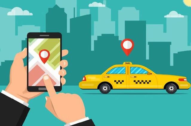 Kalau Taksi Digantikan Transportasi Online