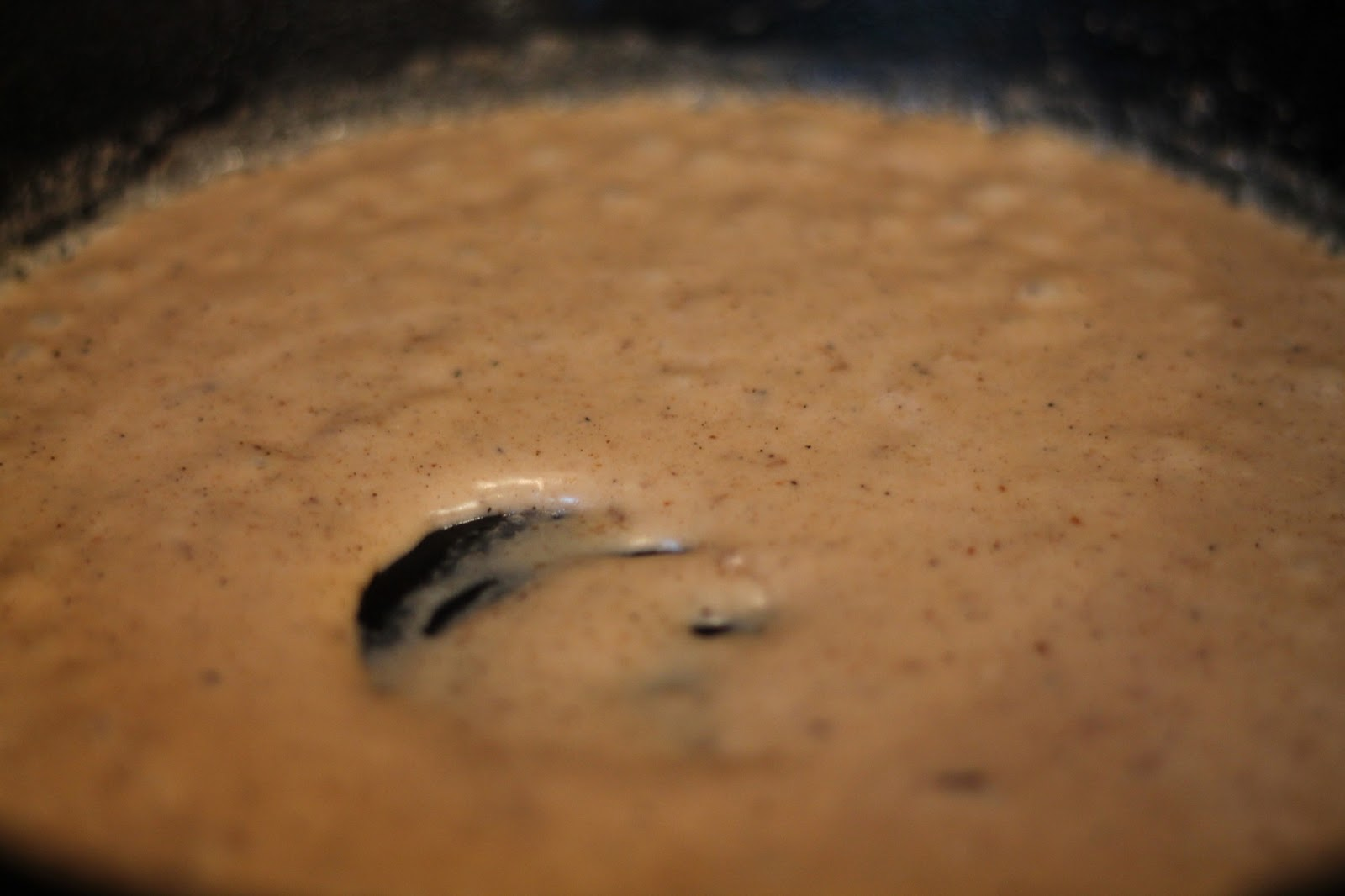 Notes From Kristen Pan Fried Chicken Amp Milk Gravy