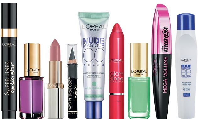 loreal paris products
