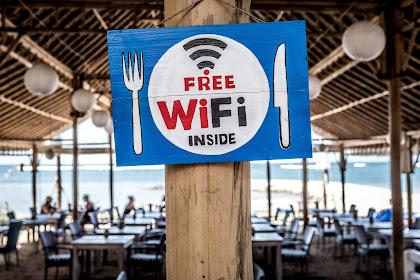 Cara Menemukan Wi-Fi Gratis di Sekitar Anda