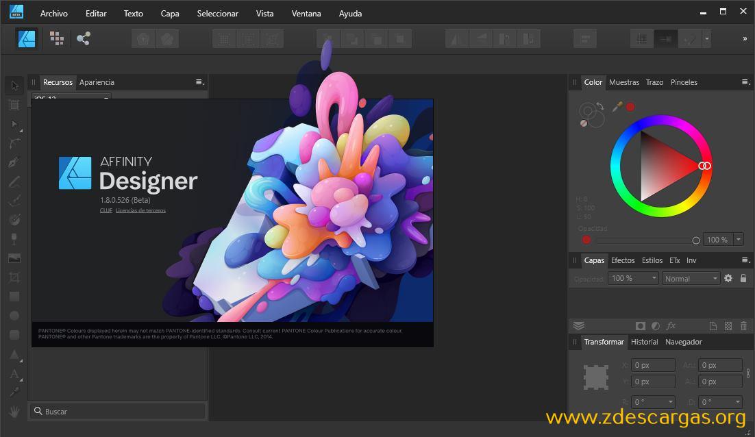 Affinity Designer Full Español