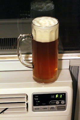 The more refreshing the beer, the bigger the glass.
