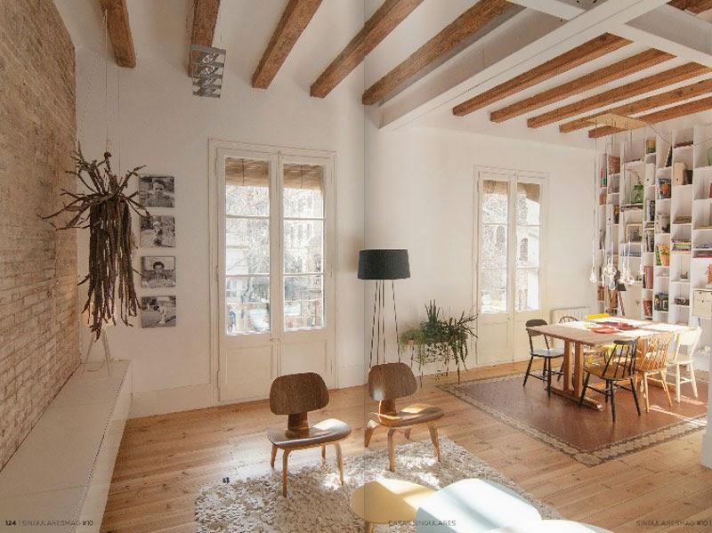 Un nueva tendencia en suelos una selecci n de creativos - Baldosas para interiores ...