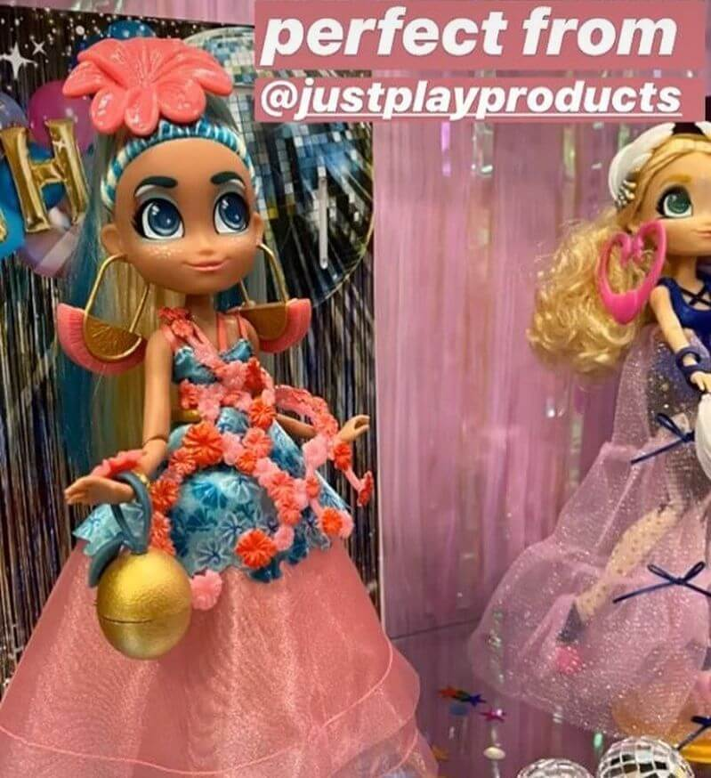 Шарнирные куклы Hairdorables Hairmazing Prom Dolls новинка 2020