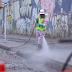 """""""Rociar las calles con desinfectante es peligroso y poco eficaz"""": OMS"""