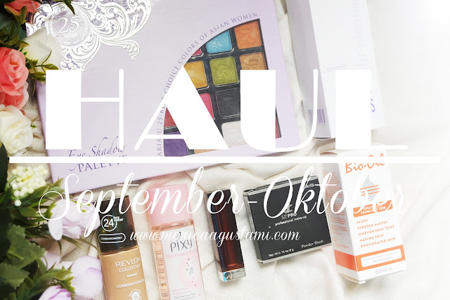 Haul September dan Oktober