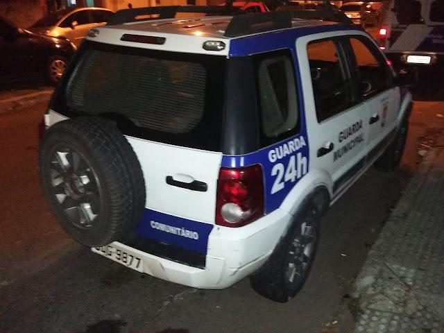 Indivíduo invade, furta residência e acaba detido pela Guarda Municipal de Vitória (ES)