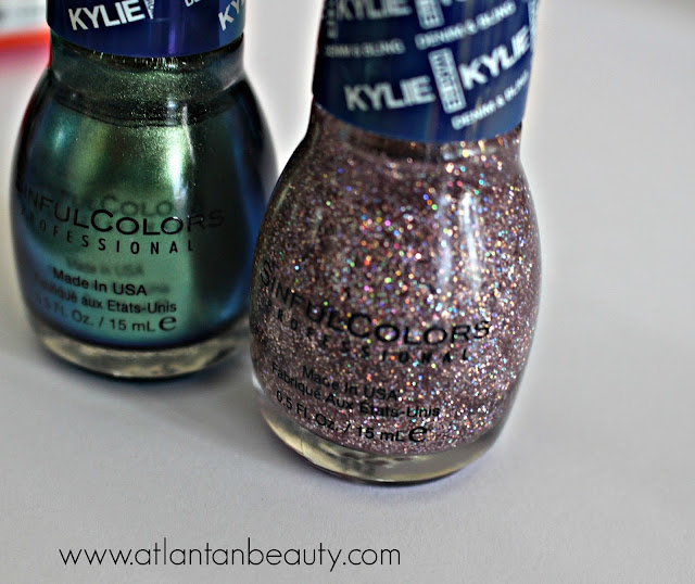 Sinful Colors Kylie Jenner Denim & Bling Collection