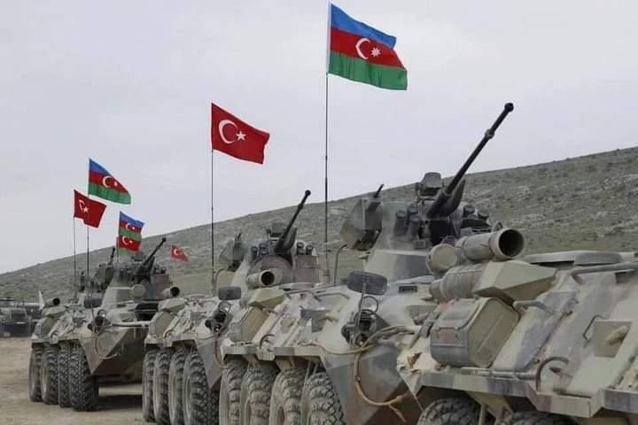 Perang Terbuka, Turki Beri Dukungan Penuh Untuk Azerbaijan